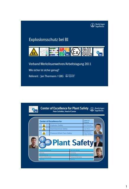 ABCD Explosionsschutz bei BI ABCD - VWB - RLP
