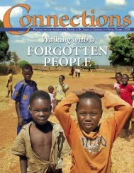 Connections Spring/Summer 2009 (PDF) - Sisters of St. Joseph of ...