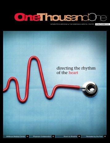 directing the rhythm of the heart - The Nebraska Medical Center