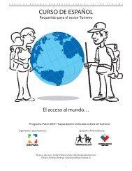 spanish for travellers - Trekkingchile.com