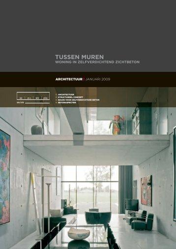 FEB 0902 Bulletin [A1-NL] Tussen muren NL.indd - Febelcem