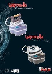 vaporella forever intelligent - Polti