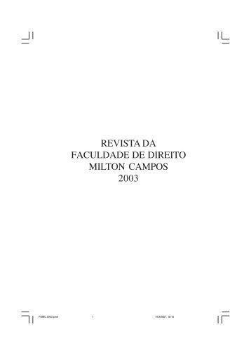volume 10.pdf - Milton Campos