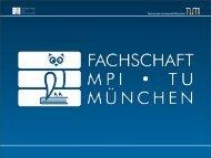 Folien (PDF) - TUM
