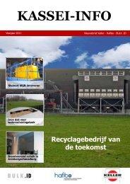 KASSEI-INFO Recyclagebedrijf van de toekomst - Keller
