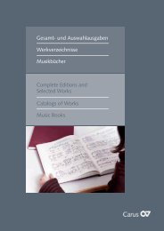 Download - Carus-Verlag