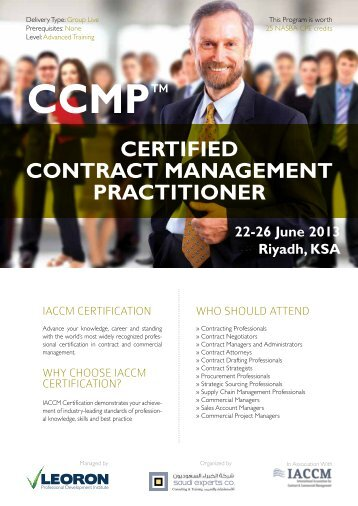 Certified Training Practitioner - Management Excellence Center