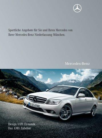 Sportliche Angebote für Sie und Ihren Mercedes von Ihrer Mercedes ...