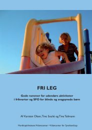 Download Fri leg som pdf-fil - Handicapidrættens Videnscenter