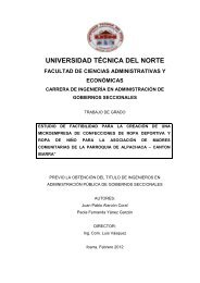 CORRECCION TESIS FEBRERO 2012 ... - Repositorio UTN