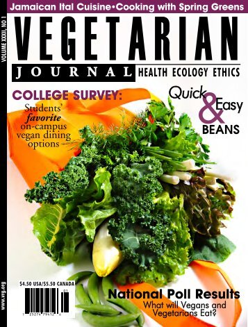 A Vegan in China pg 26. (2013) - The Vegetarian Resource Group