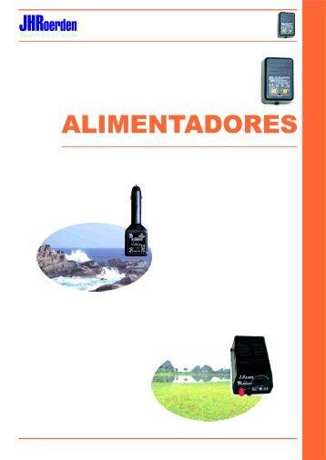 ALIMENTADORES - JHRoerden