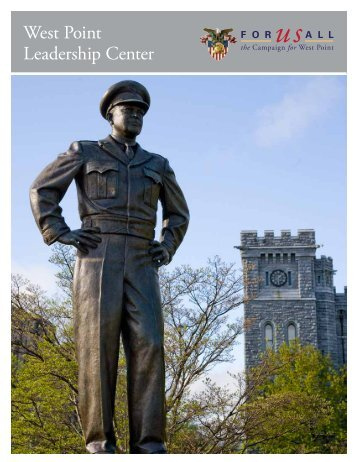 West Point Leadership Center - West-Point.ORG, The West Point ...