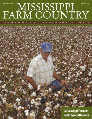 MS Farm Country Single.indd - Mississippi Farm Bureau