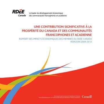 Brochures tude des impacts des membres 12 03 14 FINAL - Franais