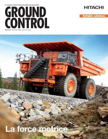 La force motrice - Ground Control Magazine