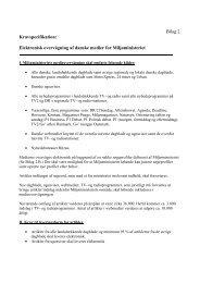 Bilag 2.A, Tilbudsskema Firmanavn - Miljøstyrelsen