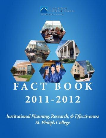 2009-2010 Fact Book - Alamo Colleges