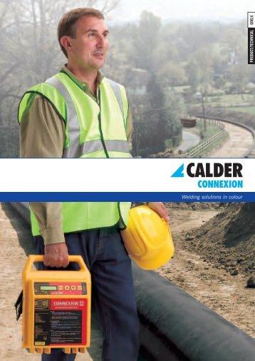 Calder connexion 4pp - Plastic Systems