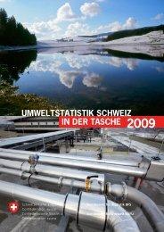 IN DER TASCHE UMWELTSTATISTIK SCHWEIZ - fragmentation.de