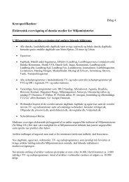 Bilag 4.A, Tilbudsskema Firmanavn - Miljøstyrelsen