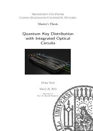 Quantum Key Distribution with Integrated Optical Circuits