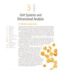 Unit Systems and Dimensional Analysis