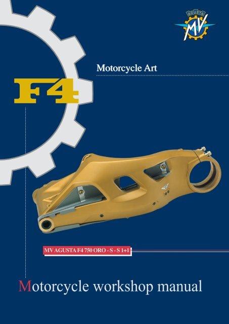 1826 Mv Agusta F4 750 S S1 1 Service Manual Pdf