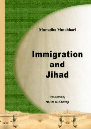 Immigration and Jihad - Discover the Networks