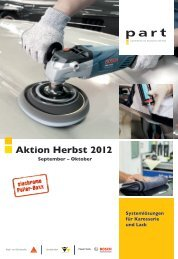 Aktion Herbst 2012 - CARSYSTEM Süd - Rohde GmbH