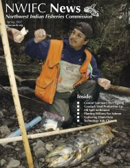 NWIFC News - NWIFC Access - Northwest Indian Fisheries ...