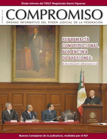 Diciembre - Suprema Corte de Justicia de la Nación