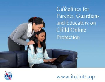 Guidelines for Parents, Guardians and Educators