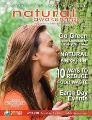 Go Green - Natural Awakenings