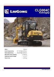 CLG904C - Best Machinery Kft.