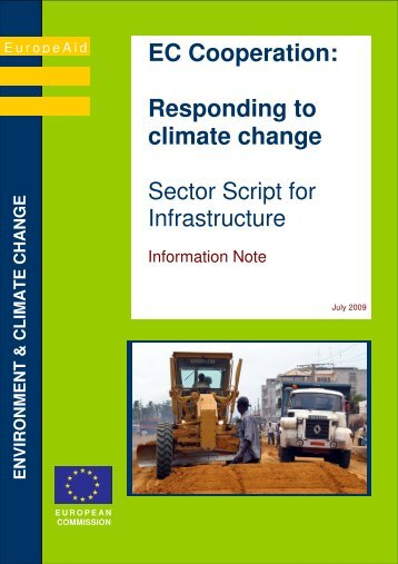 Responding to climate change - Capacity4Dev - Europa