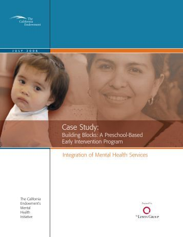 Click here to read the case study! - Los Angeles Child Guidance Clinic