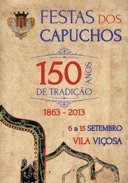 Festas dos Capuchos 2013