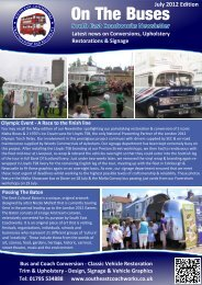 Newsletter July 2012 working file - South East Coachworks