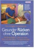 Gesunder Rücken ohne Operation - Seite 3