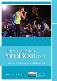 2010-2011 Annual Report - Full Version - PDF - Palmerston North ...