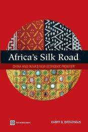 Africa's Silk Road - World Bank Internet Error Page AutoRedirect