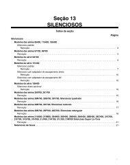 Seção 13 SILENCIOSOS