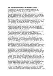 SPD stärkt Erzieherinnen und Erziehern den Rücken. Der ...
