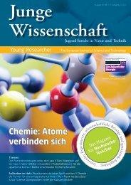 Download Leseprobe 88 als PDF - Junge Wissenschaft