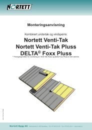 Montering Venti-Tak og Foxx 070508.indd