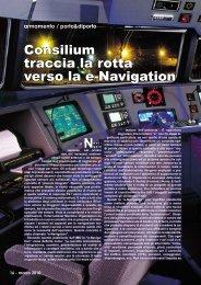 Consilium traccia la rotta verso la e-Navigation - Porto & diporto