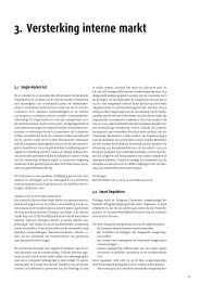 Versterking interne markt - VNO-NCW