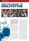 WIE VERHEXT: DHB-POKAL KONZENTRATION ... - MT Melsungen - Seite 6