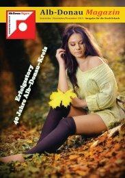 Alb-Donau Magazin - Stadtmagazin Ehingen